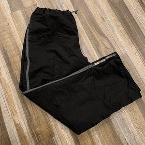 Nautica Competition Mens XXL Ski Snow Pants Zip